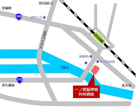 Ichinomiya Location Map